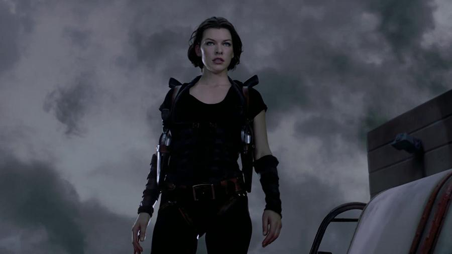 1.ภาพยนตร์ Resident Evil 4 After Life 3D ผีชีวะ 4 สงครามแตกพันธุ์ไวรัส