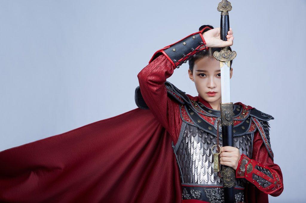 13.ซุนอี๋ จากซีรีส์ Twisted Fate Of Love หวนชะตาฝ่าลิขิตรัก