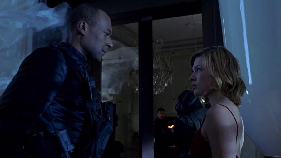 2.ภาพยนตร์ Resident Evil ผีชีวะ