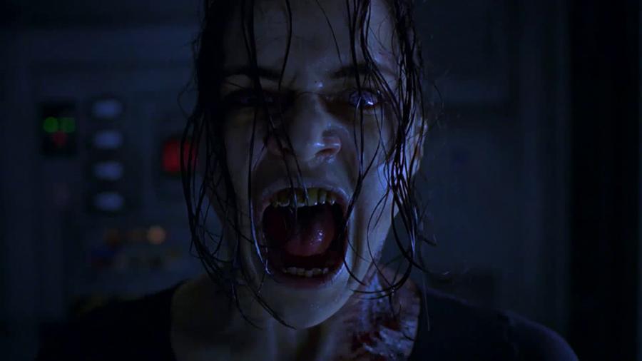 3.ภาพยนตร์ Resident Evil ผีชีวะ