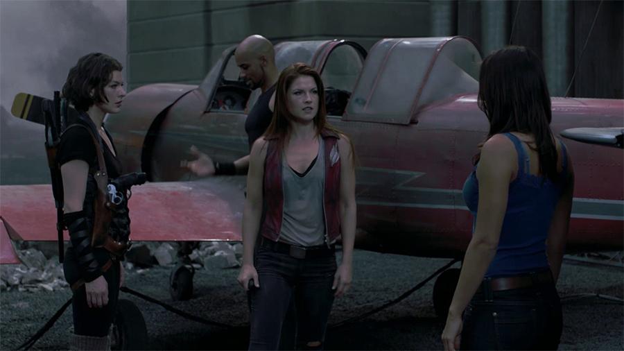 4.ภาพยนตร์ Resident Evil 4 After Life 3D ผีชีวะ 4 สงครามแตกพันธุ์ไวรัส