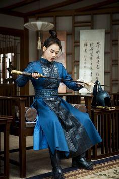 6.หม่าซือฉุน จากซีรีส์ Oh My General เมียข้าเป็นท่านแม่ทัพ