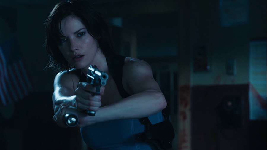 7.ภาพยนตร์ Resident Evil Apocalypse ผีชีวะ 2 ผ่าวิกฤตไวรัสสยองโลก