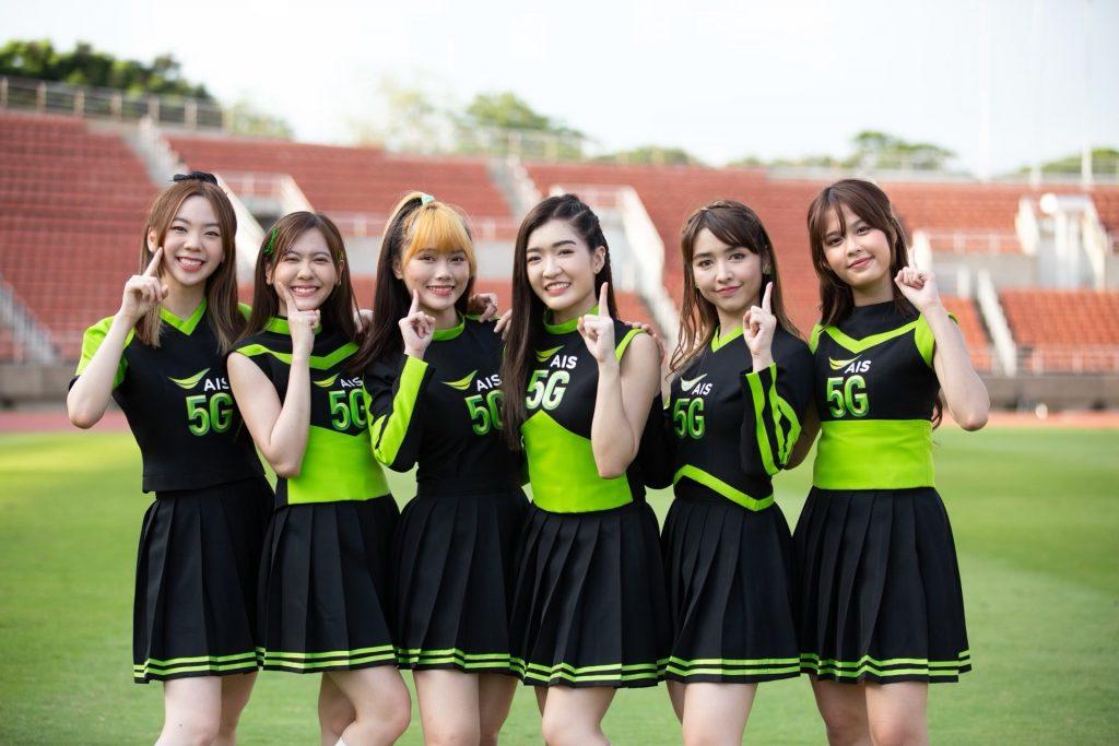 Pic1 BNK48 เสียงเชียร์ CHEERS