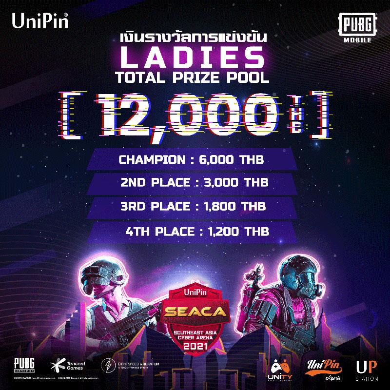 UniPin SEACA Thailand 3 1